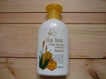 Aloe Vera Bodylotion mit Honig und Gelee Royal
