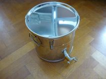 Abfüllbehälter 25 kg