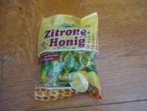 Zitrone Honig Bonbon
